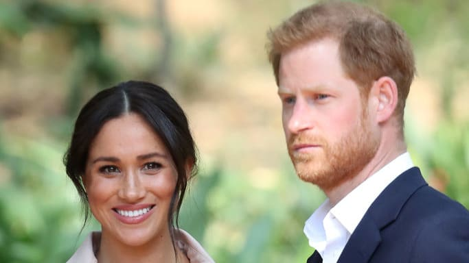 Prince Harry's Bombshell: Meghan and I Would Love to Move to Africa