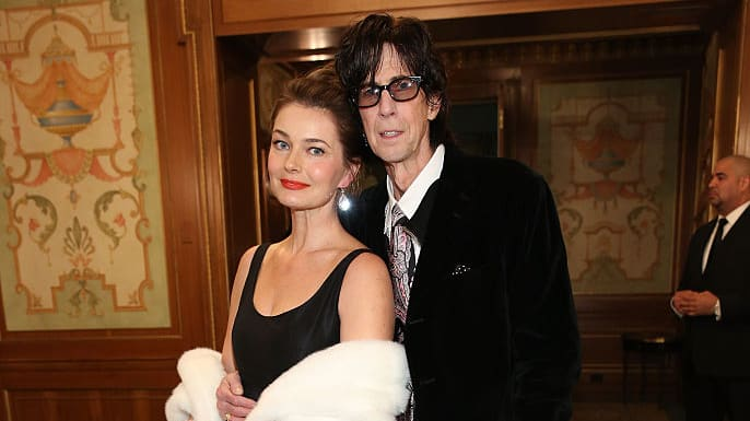 Ric Ocasek Separated From His Wife Of 28 Years Last Year, But She Was There For Him At The End