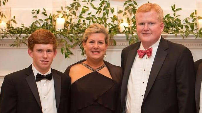 Powerful South Carolina Lawyer Shot in the Head Two Months After His Wife and Son Were Fatally Shot at Their Home