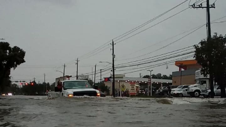 Storm Imelda: Three Dead and at Least 1,700 Rescued as Floods Drench Texas