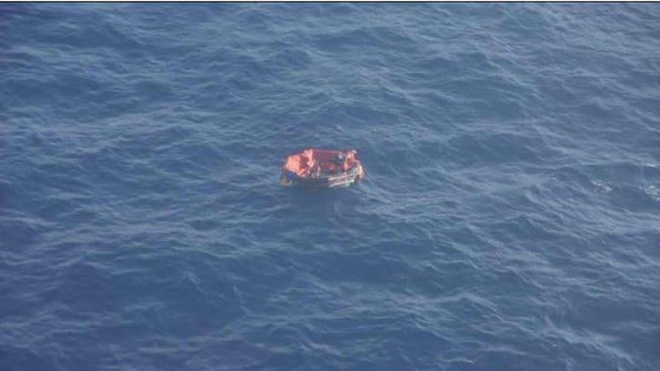 Hurricane Lorenzo: Three Crew Members Rescued From Bourbon Rhode Tugboat