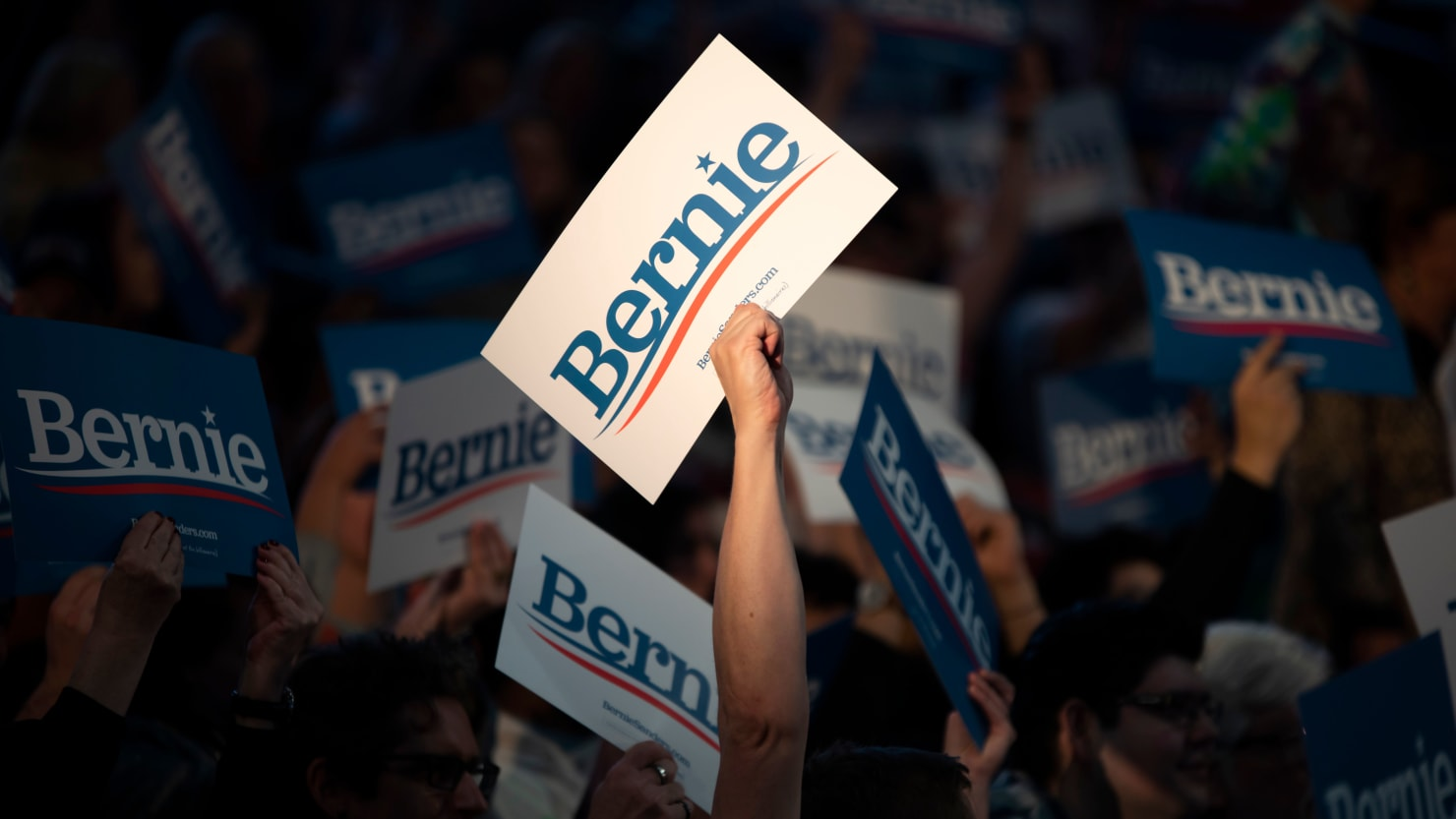 Bernie Sanders Staffer Fired for Mocking Warren, Buttigieg on Private Twitter Account