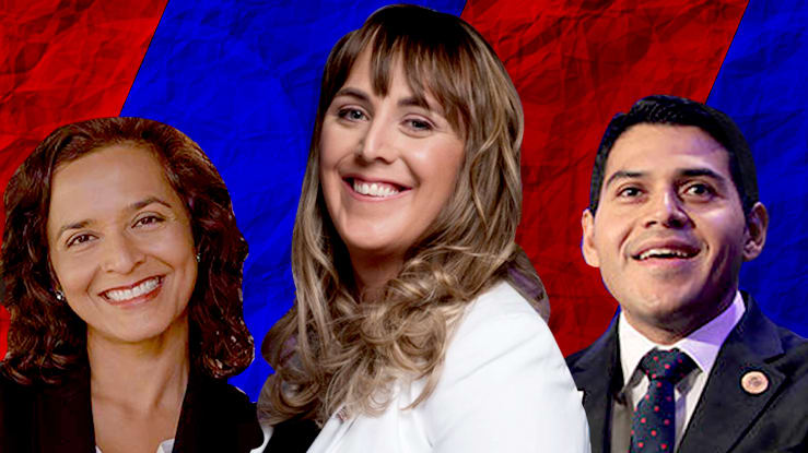 Steve Montenegro, Dr. Hiral Tipirneni, and Brianna Westbrook among candidates to run in Arizona's 8th District special election.