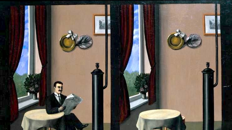 K And K Auto >> Rene Magritte at MoMA is the Daily Pic by Blake Gopnik