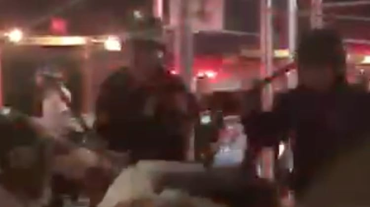 NYPD Officers Caught Beating Cyclist With Batons in 'Horrifying' Viral Video
