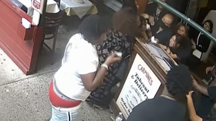 NYC Restaurant Vaccine Card Fight Was Racially Motivated, Witnesses and Protesters Say
