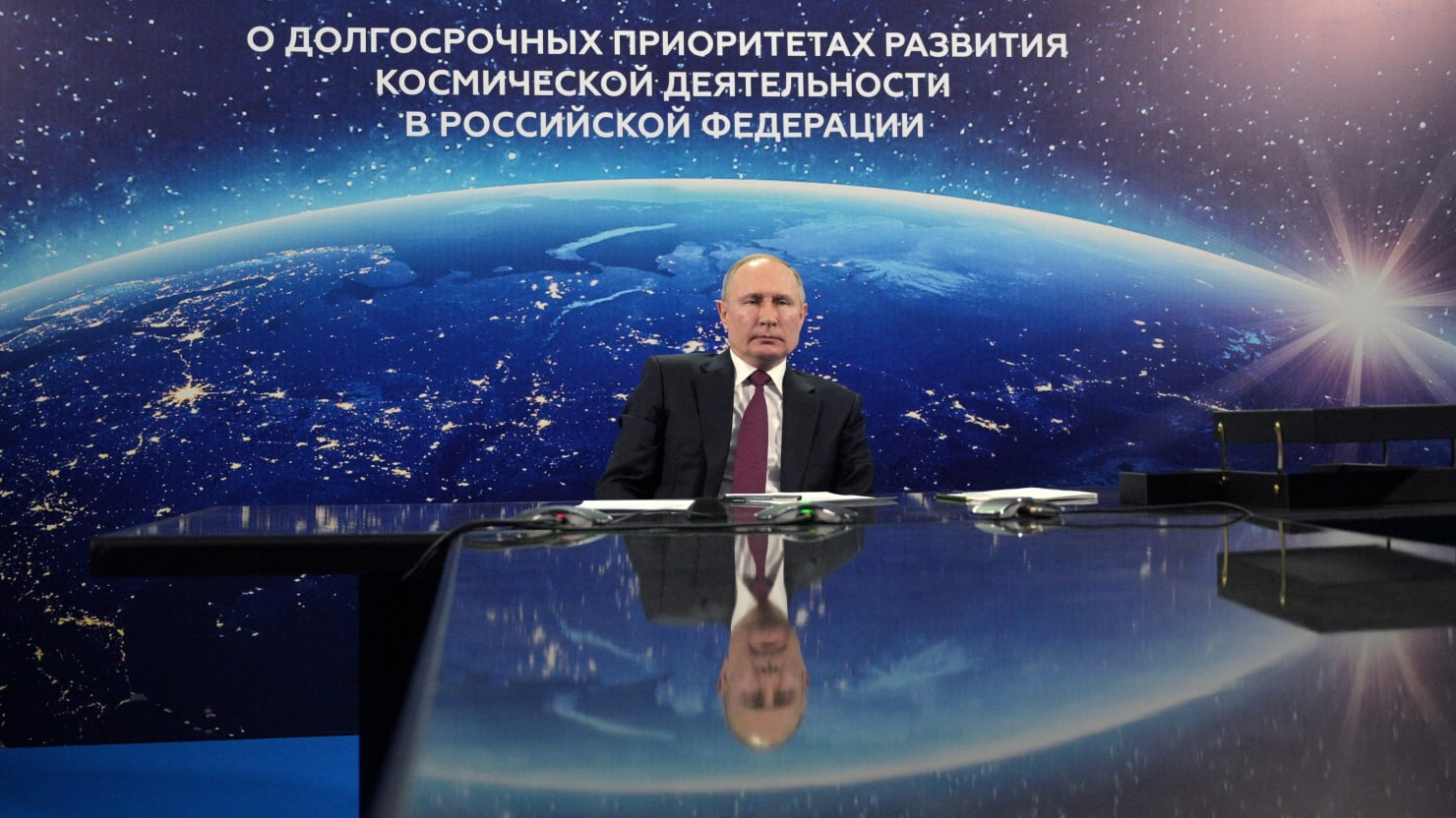 Russia says it is leaving the International Space Station for good