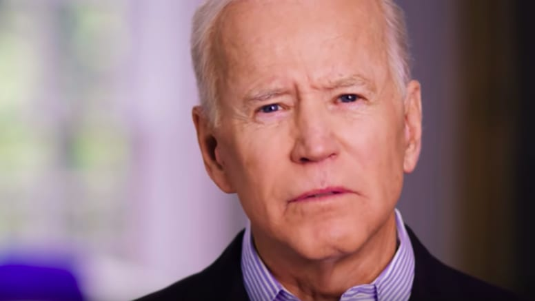 Biden's In, Betting Big That the Democratic Center Still Holds