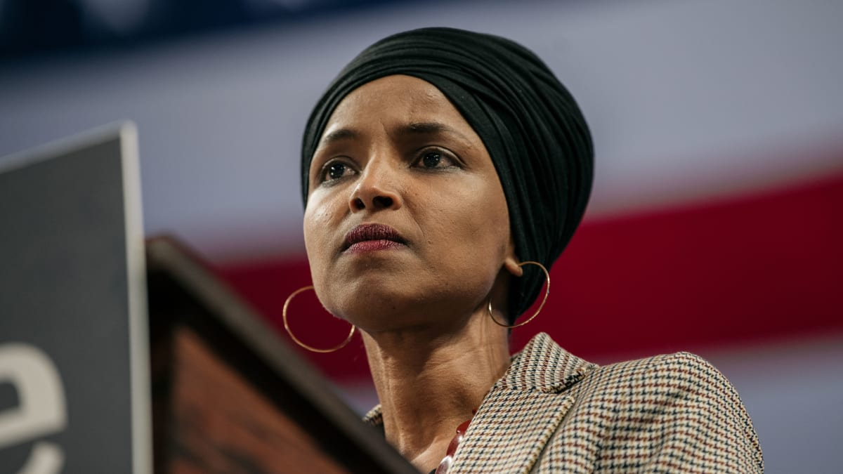 Rep. Omar: Treat the Man Who Threatened Me With 'Compassion'