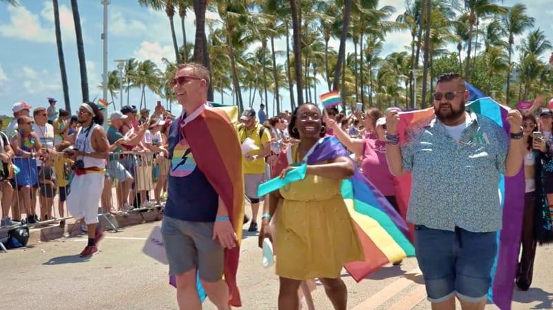 Orbitz Sent Three LGBT Activists on the Trip of a Lifetime