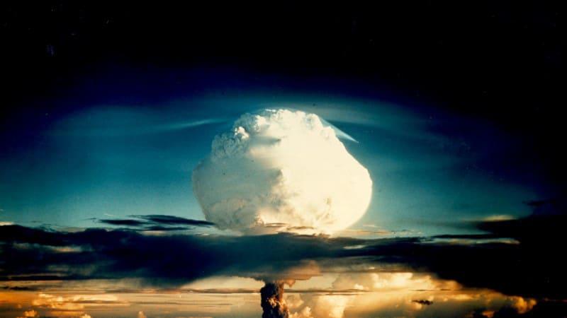 Idea bikini islands nuclear once and