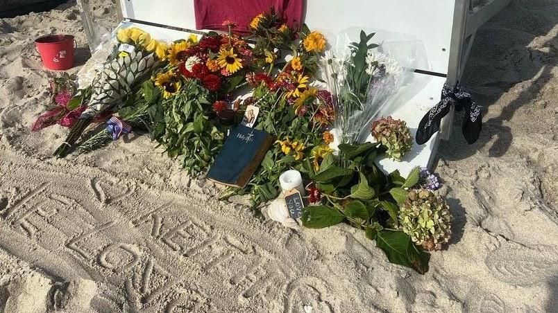 Teen Lifeguard Killed by Freak Lightning Strike on Jersey Shore Beach