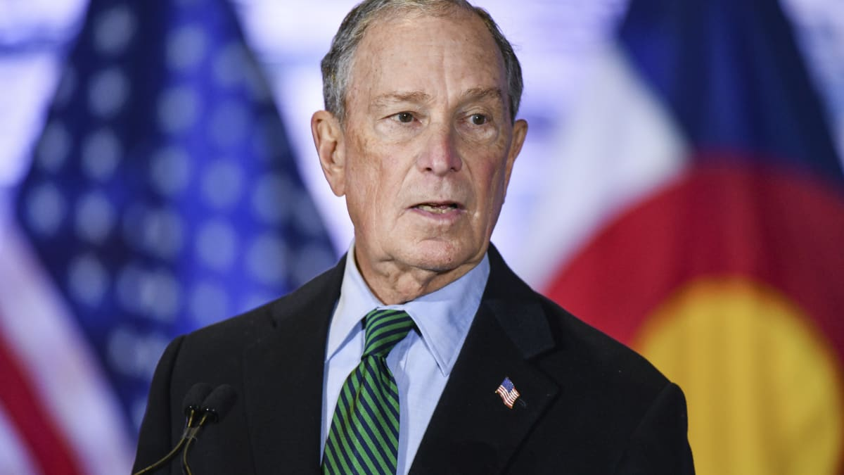 Michael Bloomberg: I Shouldn't Have Called Cory Booker 'Well-Spoken'
