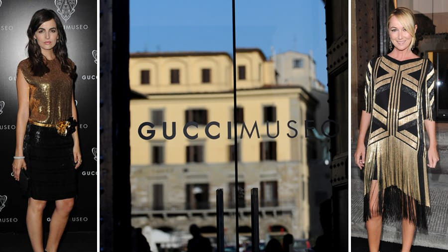 Gucci Museo.Gucci Museo Fashion Brand S New Florence Museum Celebrates 90 Years
