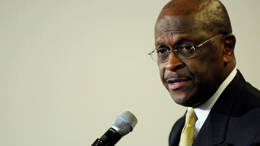 Hermain Cain Withdraws From Consideration for Federal Reserve Board