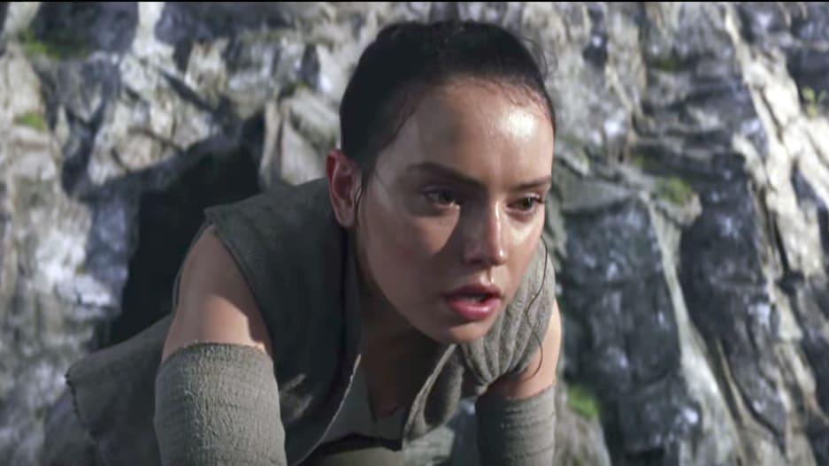 Star Wars Episode VIII: The Last Jedi\': Watch the New Trailer