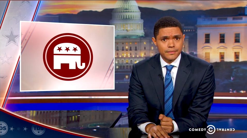 'The Daily Show' Blasts Pro-Trump Evangelicals for Their Hypocrisy