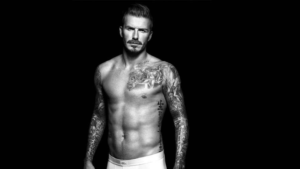 Happy 40th Birthday David Beckham