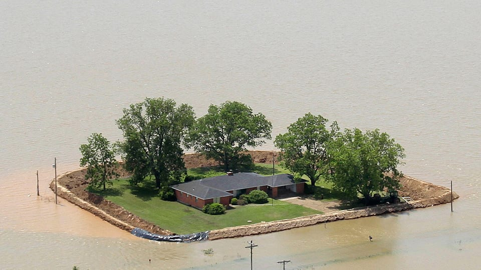 Mississippi River Floods