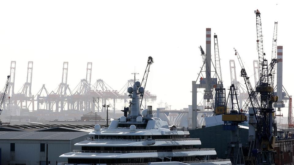 World S 20 Biggest Yachts
