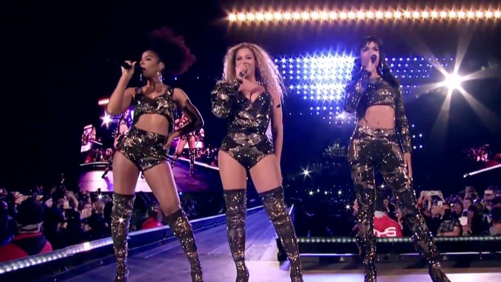 Beyoncé Reunites Destiny's Child at Coachella