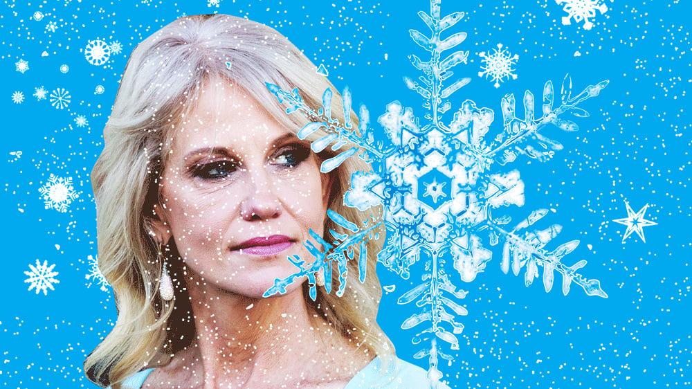 Kellyanne Conway, Conservative Snowflake