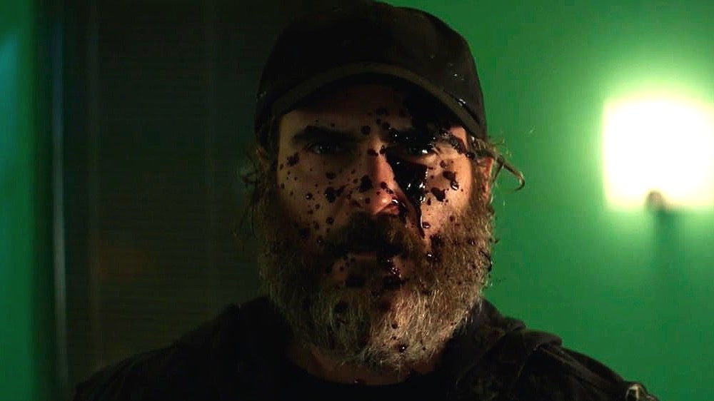 REVIEW YOU WERE NEVER REALLY HERE Brutal Masterpiece  Joaquin Phoenix Downright Chilling