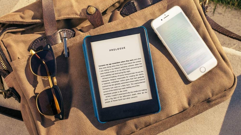 The Kindle Is a Great Way to Escape Quarantine Through Reading. Get One on Sale Today Only