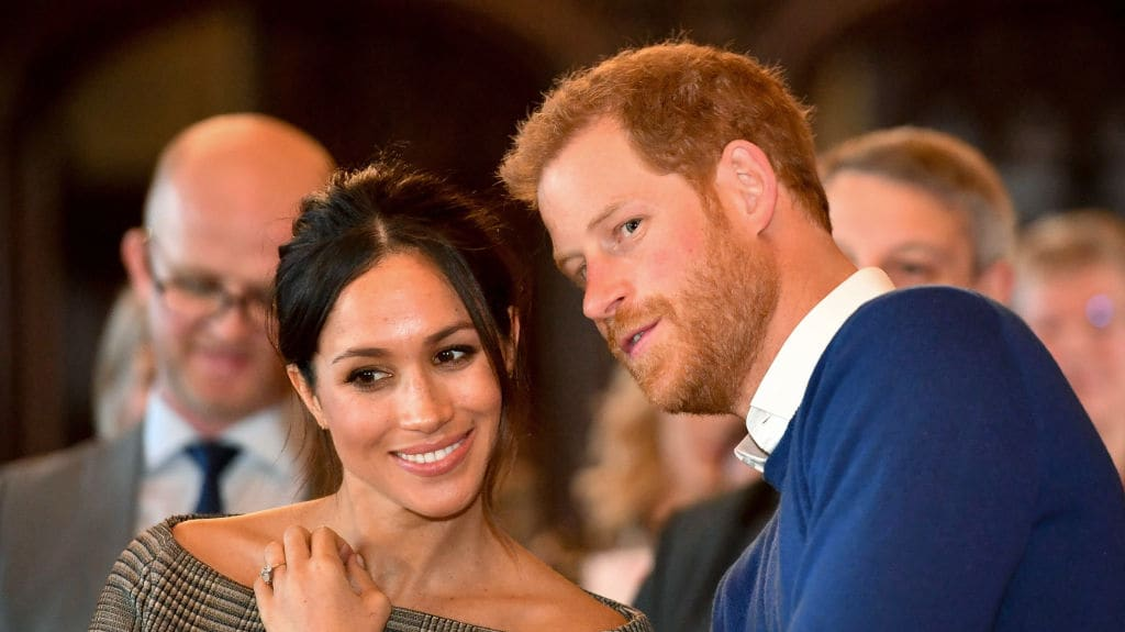 Prince Harry and Meghan Markle Reveal Unseen Wedding Pictures on First Anniversary