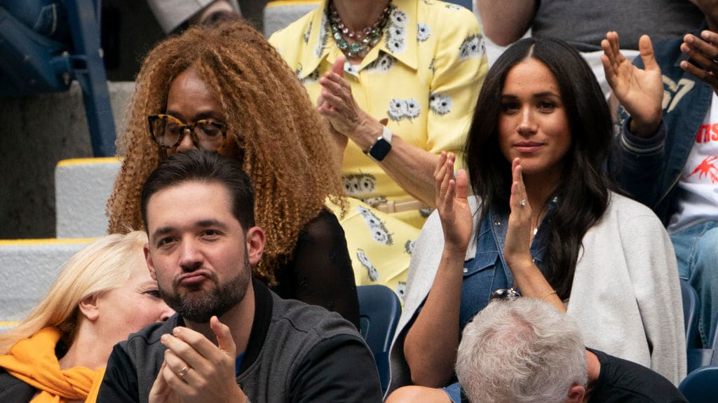 Meghan Markle Viciously Mom-Shamed for Supporting Serena