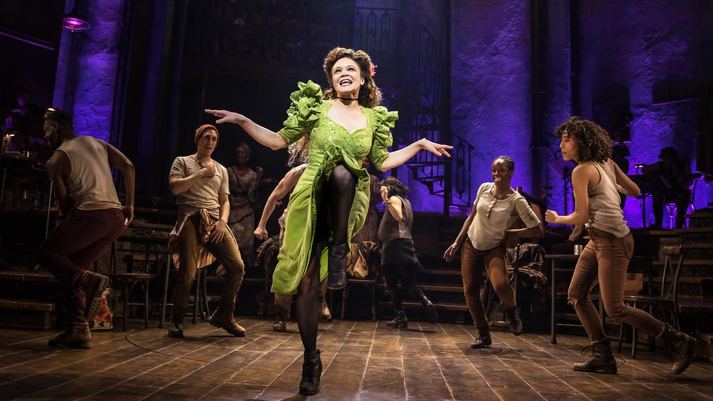'Hadestown': The Broadway Musical That Takes Its Sweet-Sounding Time Going to Hell and Back