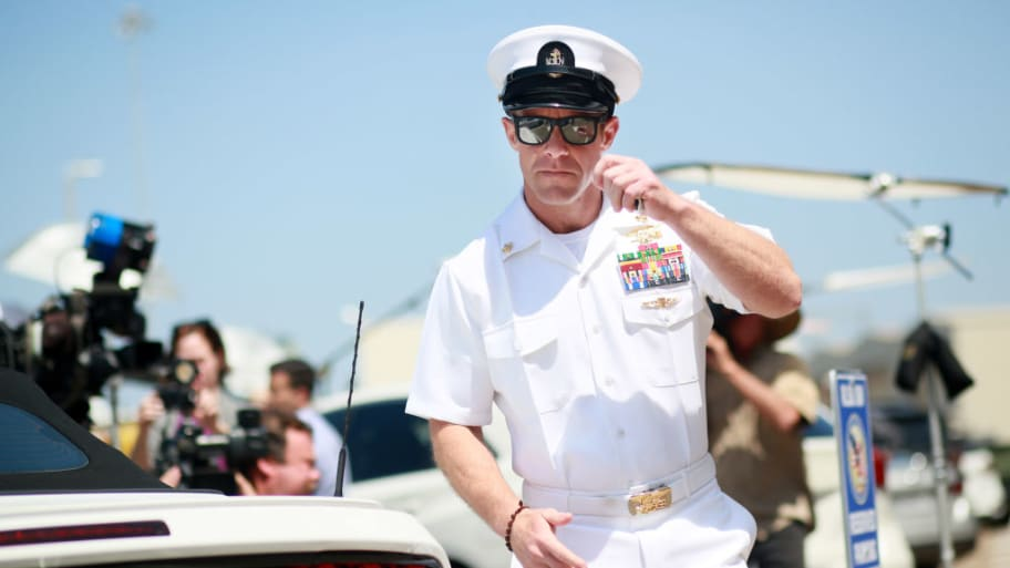 Navy Seals: Ghallagher is 'Freaking Evil'