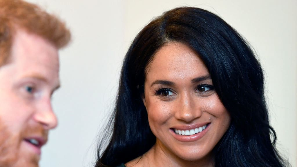 Meghan Markle Tells TV Cameras: My Pain and Struggle Is Real