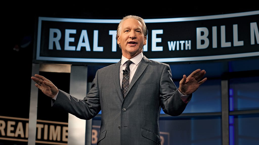 Bill Maher Rages Against Trump for Pulling Out of the Paris Climate Accord