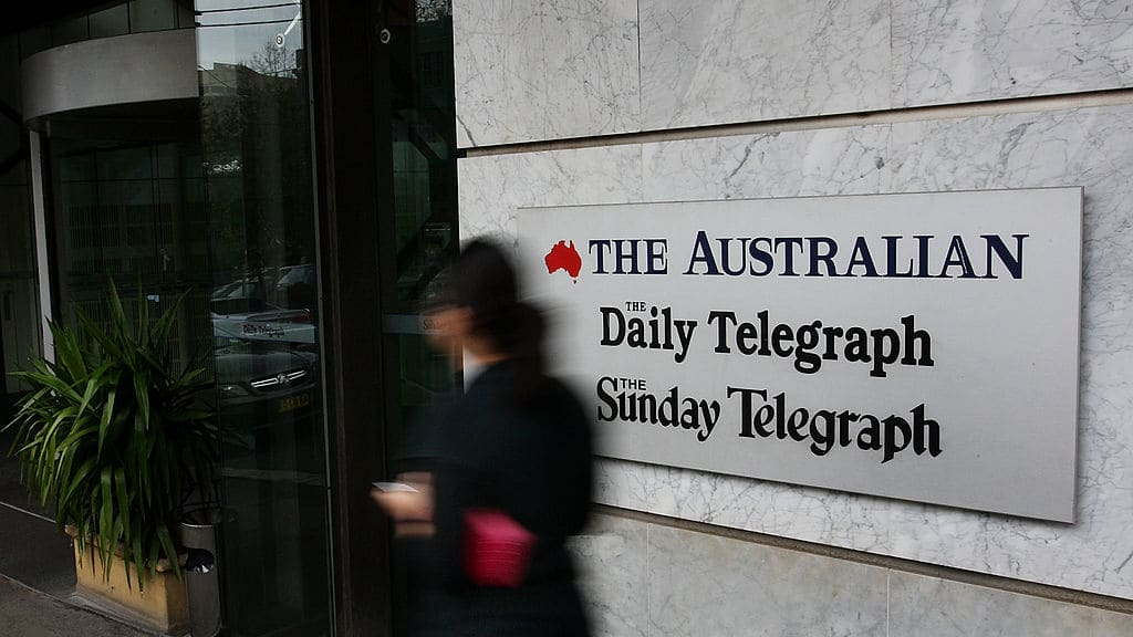 News Corp Plans Huge Layoffs in Australia, Discontinues Print Versions of 112 Papers, Shutters Dozens Entirely