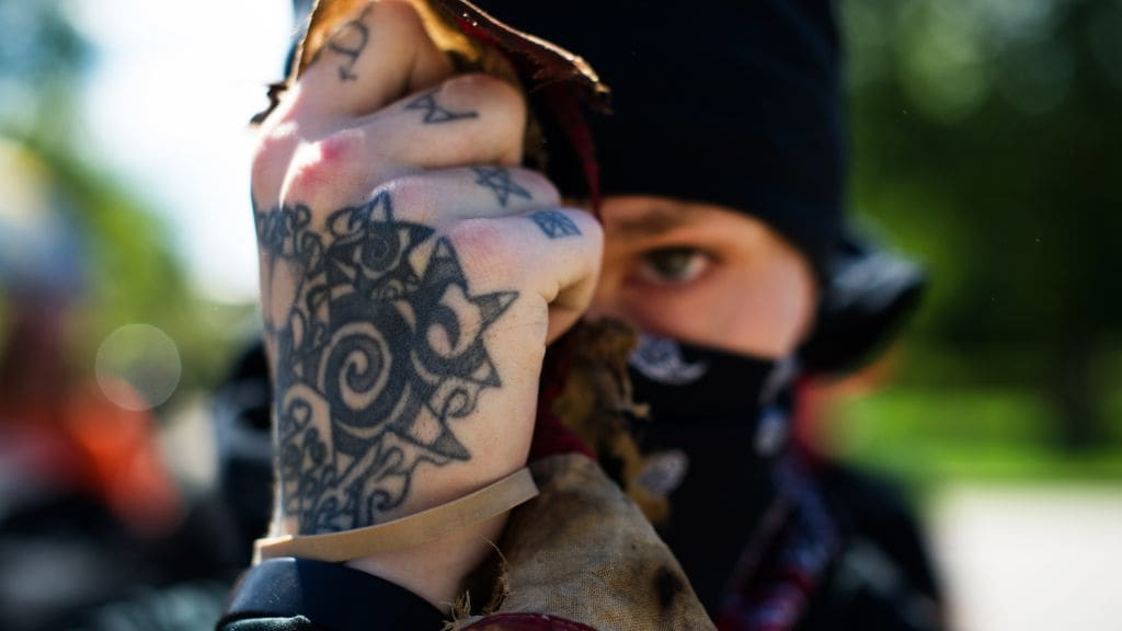 FBI Finds No Evidence of 'Antifa Involvement' in D.C. Violence the Same Day Trump Said It Was a Terrorist Org
