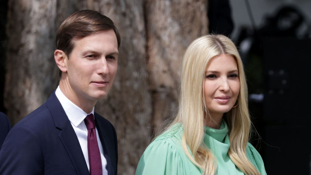 Ivanka and Jared Threaten to Sue Over Times Square Billboards Criticizing White House COVID Response
