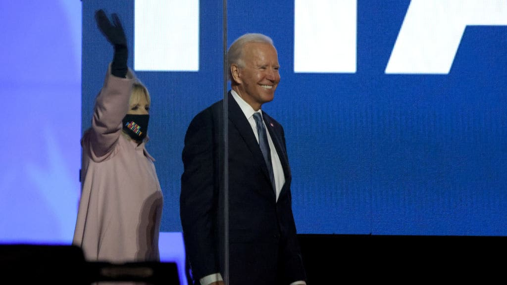 Biden Wins 1 Electoral Vote in Nebraska's Second Congressional District