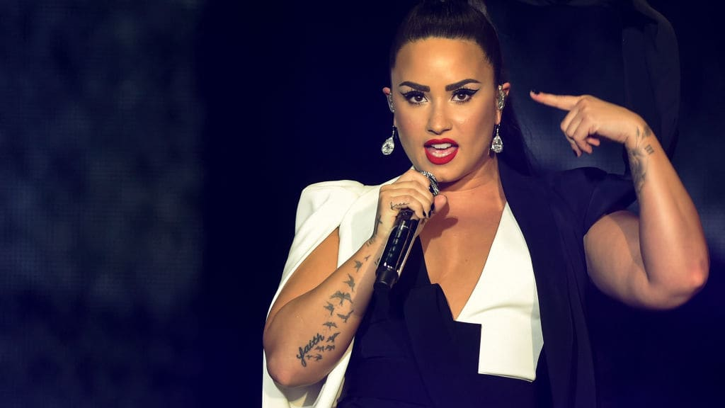 Demi Lovato Hack: Alleged Nudes Posted to Singer's Snapchat