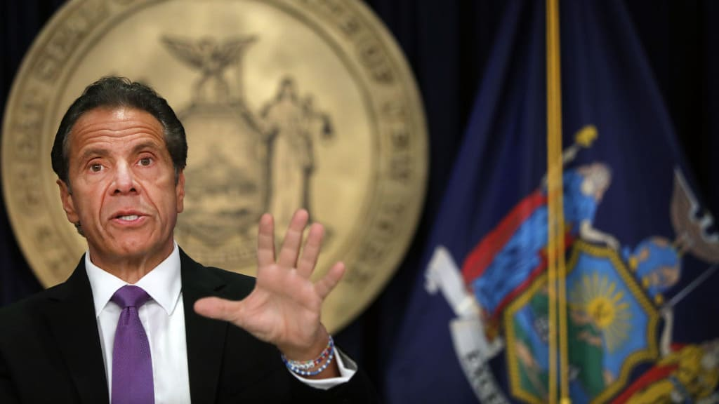 Second Former Cuomo Aide Accuses Him of Sexual Harassment
