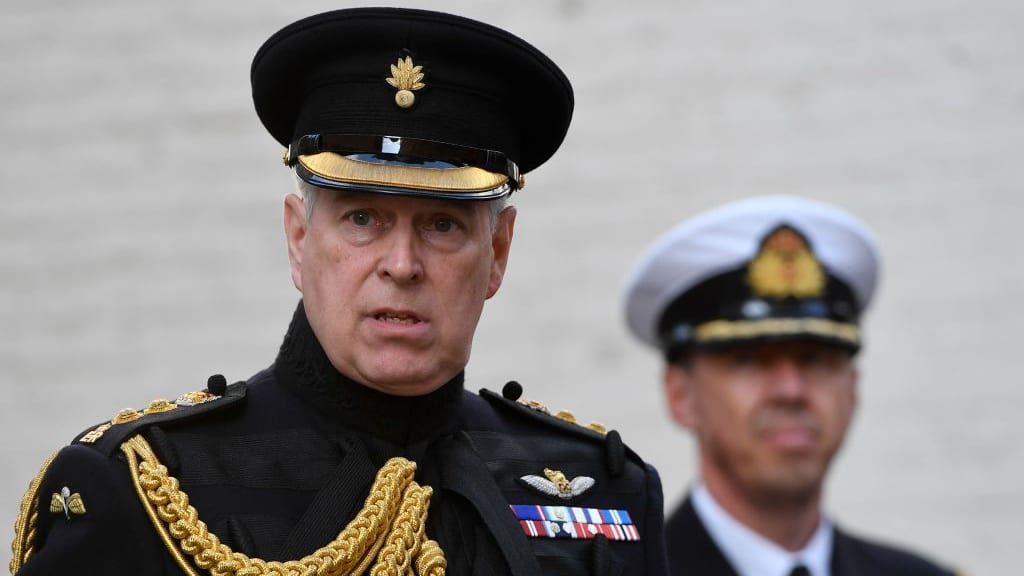 Inside the Dramatic Legal Bust-Up That Ended Prince Andrew and Jeffrey Epstein's Gross Friendship