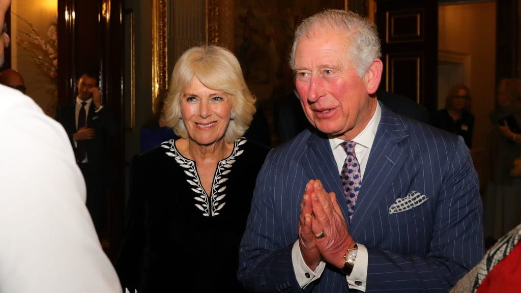 Fears for the Queen as Prince Charles Contracts COVID-19
