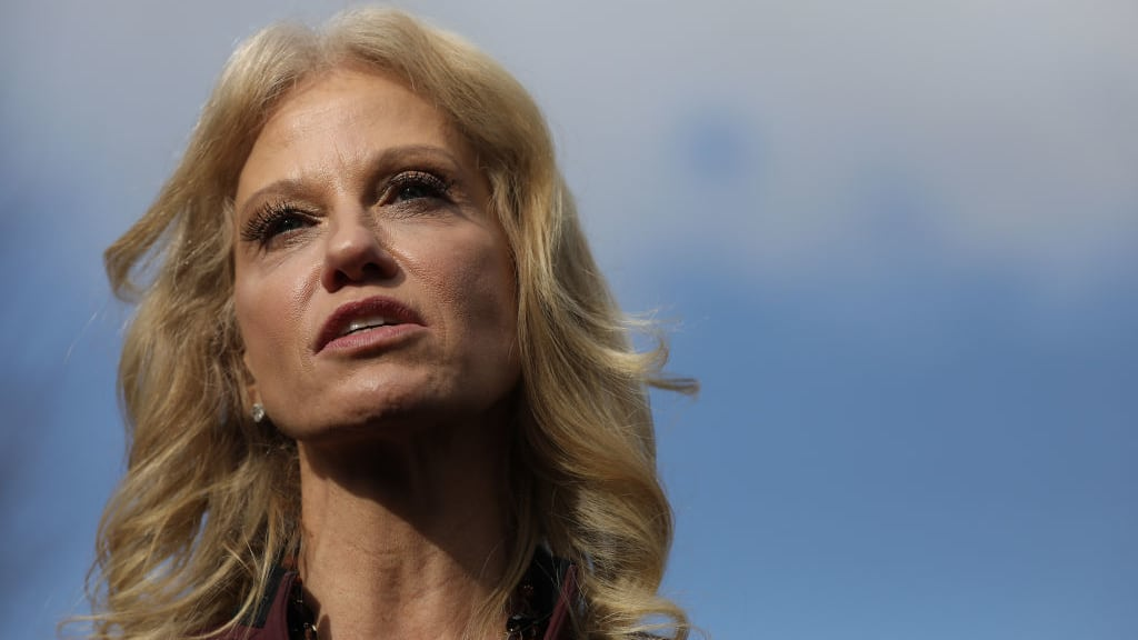 Kellyanne Conway: Biden's Shortlist of Female Veeps Is Desperate and Horny
