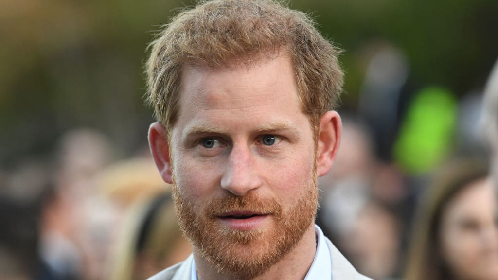 Prince Harry: Eco-Anxiety Leaves Me Struggling to Get Out of Bed