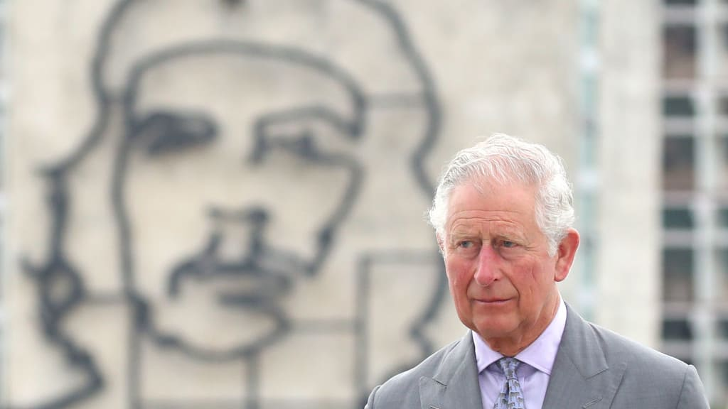Prince Charles and Camilla Make History On Controversial Trip To Cuba