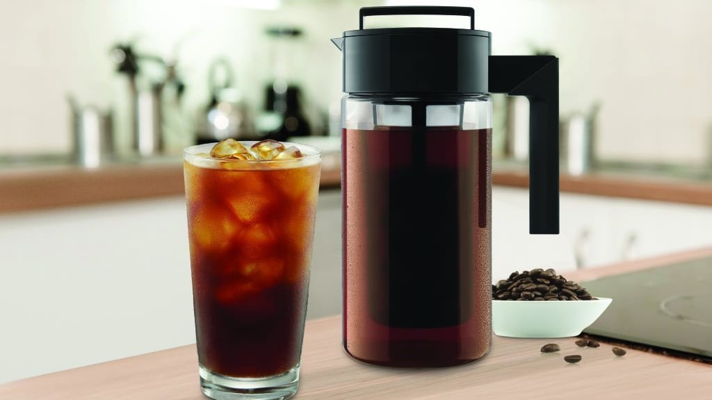 The Takeya Cold Brew Coffee Maker Is The Simplest (and Best) Way To Make Iced Coffee at Home