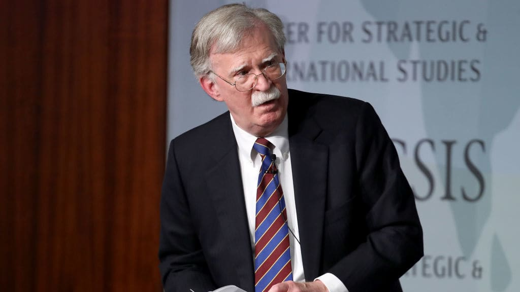 John Bolton Told William Barr He Was Concerned Trump Did Favors for Leaders of China, Turkey: NYT