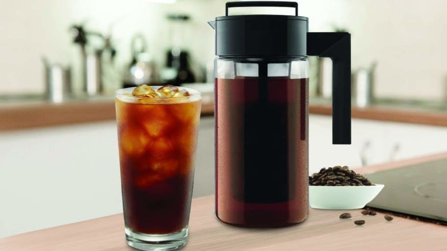 The Takeya Cold Brew Coffee Maker Is the Best Way to Make Iced Coffee — and It's on Sale
