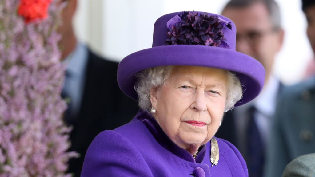 Queen's Guests Told: 'Don't Mention Meghan Markle and Prince Harry'