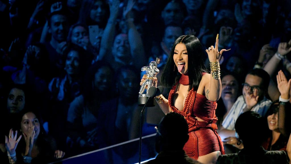 Cardi B Feuds With 10-Year-Old Rap Crew Who Dissed Her